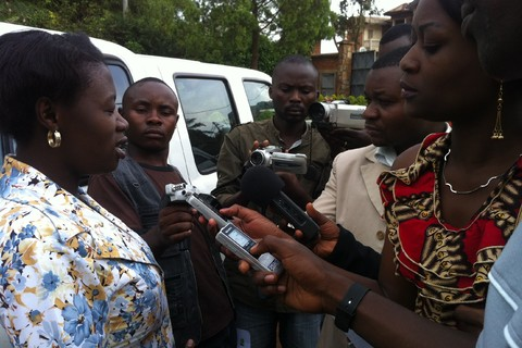 From Kivufone to Femme au Fone in Congo (DRC)